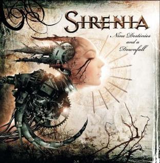 sirenia nine destinies and a downfall album
