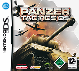 Panzer Tactics DS Coverart.png