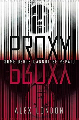 Picture of a book: Proxy