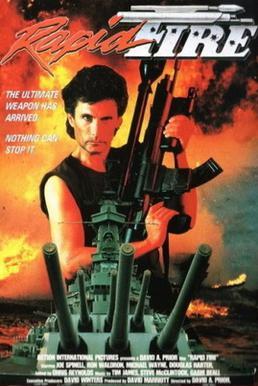 Rapid Fire (1989 film) - Wikipedia