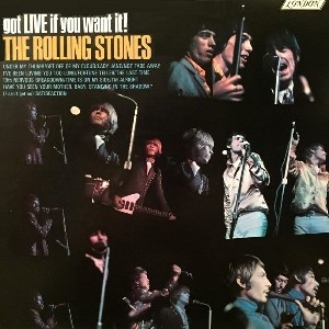 <i>Got Live If You Want It!</i> (album) 1966 live album by The Rolling Stones