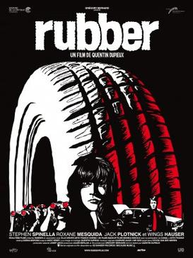 Rubber (2010) movie poster
