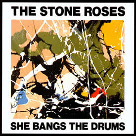 She Bangs The Drums