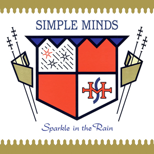 <i>Sparkle in the Rain</i> 1984 studio album by Simple Minds
