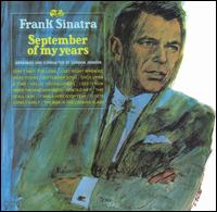 <i>September of My Years</i> album by Frank Sinatra