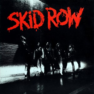 <i>Skid Row</i> (Skid Row album) 1989 studio album by Skid Row