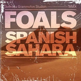 Spanish Sahara (song) Single by Foals