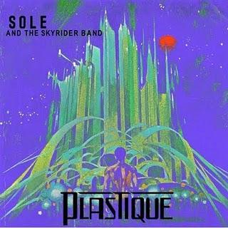 <i>Plastique</i> (album) 2009 studio album by Sole and the Skyrider Band