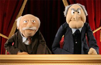 DC, MARVEL, Dark Horse Comics / Graphic Novels, TV Shows, Movies etc StatlerandWaldorf%282%29