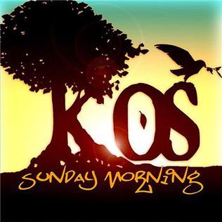 Cover image of song Sunday Morning by k-os