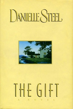 The Image Of The Front Cover Of Danielle Steel's The Gift.jpg