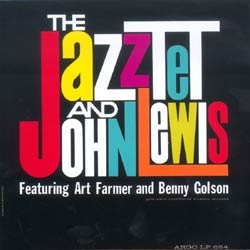 <i>The Jazztet and John Lewis</i> 1961 studio album by John Lewis, Art Farmer and Benny Golson