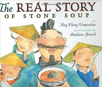 picture regarding Stone Soup Story Printable named The Accurate Tale of Stone Soup - Wikipedia
