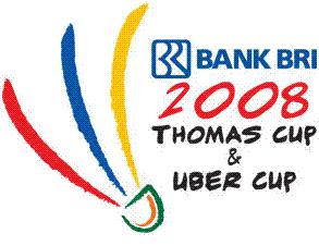2008 Thomas & Uber Cup