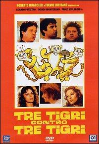 <i>Three Tigers Against Three Tigers</i> 1977 film by Stefano Vanzina, Sergio Corbucci