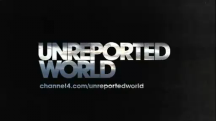 Picture of a TV show: Unreported World