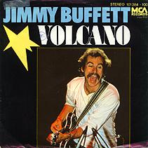 Cubra la imagen de la canción Volcano por Jimmy Buffett