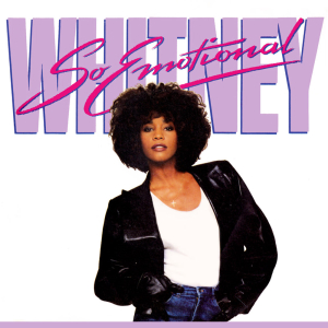 Whitney Houston - So Emotional (studio acapella)