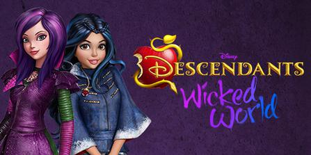 Descendants: Wicked World - Wikipedia