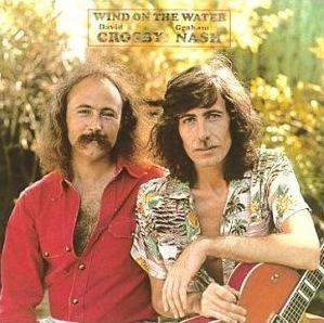 <i>Wind on the Water</i> 1975 studio album by Crosby & Nash