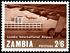 Postage stamps and postal history of Zambia