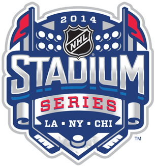 buy popular d4393 42af4 2014 NHL Stadium Series - Wikipedia