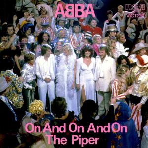 翻唱歌曲的图像 On and On and On 由 ABBA