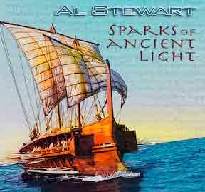 <i>Sparks of Ancient Light</i> 2008 studio album by Al Stewart