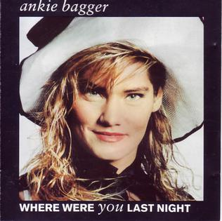 Ankie Bagger-Where Were You Last Night-CD-FLAC-1989-LoKET Download