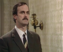 People one considered fictional but who actually lived Basil_Fawlty