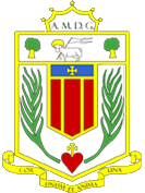 Broughton Hall High School crest.png