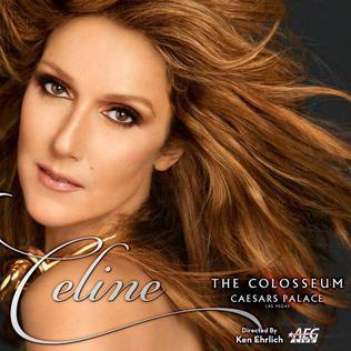 Celine (concert residency) concert residency by Céline Dion