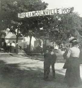 Lincolnville mailbbox