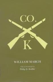 <i>Company K</i> novel by William March