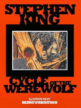 Cycle of the Werewolf 1st Ed