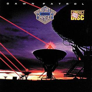 <i>Dawn Patrol</i> (album) 1982 studio album by Night Ranger