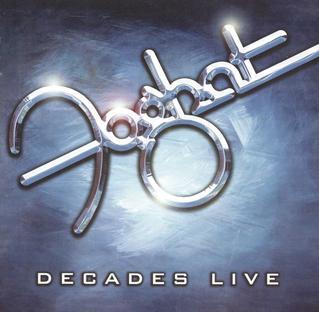 <i>Decades Live</i> 2003 live album by Foghat