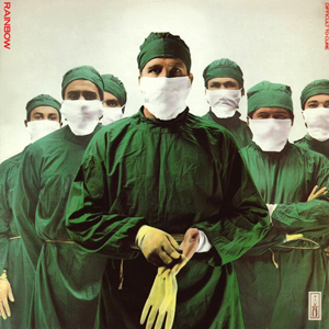 Difficult to Cure album cover