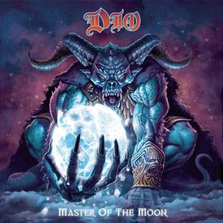 <i>Master of the Moon</i> 2004 studio album by Dio
