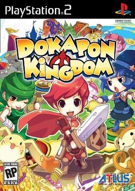 Picture of a game: Dokapon Kingdom