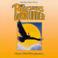 The Rescuers Down Under cover