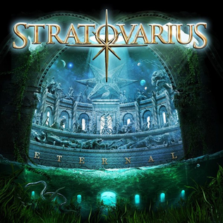 <i>Eternal</i> (Stratovarius album) 2015 studio album by Stratovarius