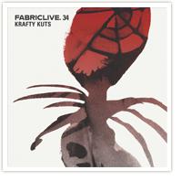 <i>FabricLive.34</i> 2007 compilation album by Krafty Kuts