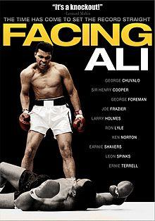 <i>Facing Ali</i> 2009 film by Pete McCormack