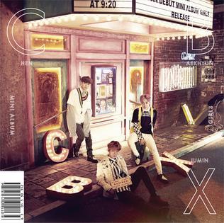 <i>Girls</i> (Exo-CBX EP) 2017 EP by EXO-CBX