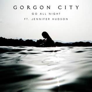 Gorgon City featuring Jennifer Hudson — Go All Night (studio acapella)