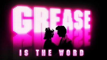 Word File Logo File:grease is The Word Logo