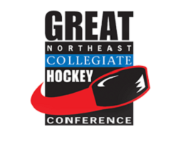 Great Northeast Collegiate Hockey Conference logo