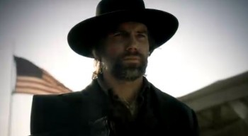 Cullen Bohannon (Anson Mount) is the central c...