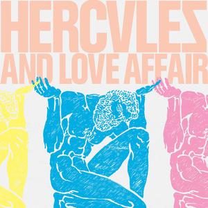 <i>Hercules and Love Affair</i> (album) 2008 studio album by Hercules and Love Affair